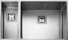 Rangemaster KUB5018L/ Kube Undermount 1.0 bowl sink