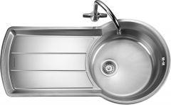 Rangemaster KY10001/ Keyhole single bowl sink