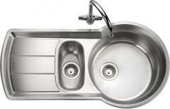 Rangemaster KY10002/ Keyhole 1.5 bowl sink