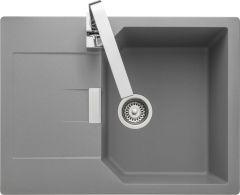 Rangemaster MAY690DG/ Mayon single bowl sink