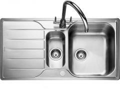 Rangemaster MG9502/ Michigan 1.5 bowl sink reversible