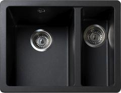 Rangemaster PAR3115AS/ Paragon Igneous undermount 1.5 bowl sink