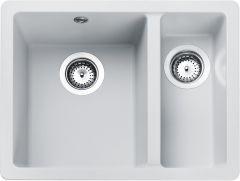 Rangemaster PAR3115CW/ Paragon Igneous undermount 1.5 bowl sink