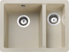 Rangemaster PAR3115SN/ Paragon Igneous undermount 1.5 bowl sink