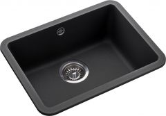 Rangemaster PAR4432AS/ Paragon undermount single bowl sink