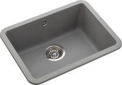 Rangemaster PAR4432DG/ Paragon undermount single bowl sink