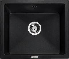 Rangemaster PAR4553AS/ Paragon undermount single bowl sink