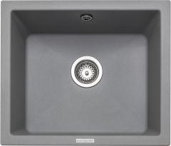 Rangemaster PAR4553CG/ Paragon undermount single bowl sink