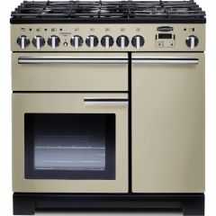Rangemaster PDL90DFFCR/C Professional Deluxe 90cm dual fuel range cooker