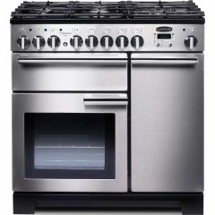 Rangemaster PDL90DFFSS/C Professional Deluxe 90cm dual fuel range cooker