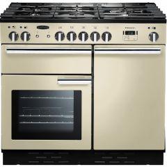 Rangemaster PROP100DFFCR/C Professional Plus 100cm dual fuel range cooker