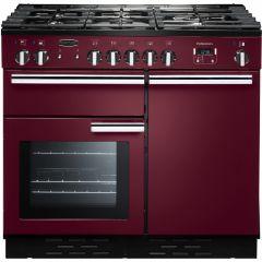 Rangemaster PROP100DFFCY/C Professional Plus 100cm dual fuel range cooker