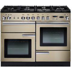 Rangemaster PROP110DFFCR/C Professional Plus 110cm dual fuel range cooker