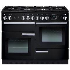 Rangemaster PROP110DFFGB/C Professional Plus 110cm dual fuel range cooker