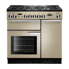 Rangemaster PROP90DFFCR/C Professional Plus 90cm dual fuel range cooker