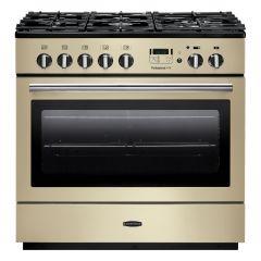Rangemaster PROP90FXDFFCR/C Professional Plus FX 90cm dual fuel range cooker