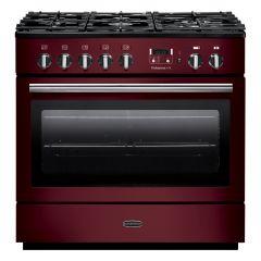 Rangemaster PROP90FXDFFCY/C Professional Plus FX 90cm dual fuel range cooker