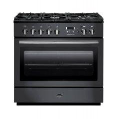 Rangemaster PROP90FXDFFSL/C Professional Plus FX 90cm dual fuel range cooker