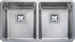 Rangemaster QUB3434/ Quad Undermount 2.0 bowl sink