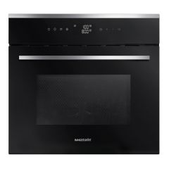 Rangemaster RMB45MCBL/SS Built in combination microwave oven