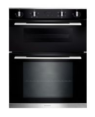 Rangemaster RMB9045BL/SS Built in double oven