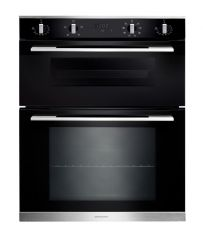 Rangemaster RMB9048BL/SS Built in double oven