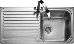Rangemaster SD9851/ Sedona single bowl sink