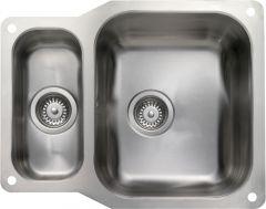 Rangemaster UB3515/ Classic Undermount 1.5 bowl sink