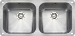 Rangemaster UB4040/ Classic Undermount 2.0 bowl sink