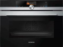 Siemens CS656GBS7B Compact steam oven