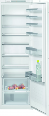 Siemens KI81RVSF0G Built-in tall larder fridge