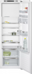 Siemens KI82LAFF0 Built-in tall ice box fridge