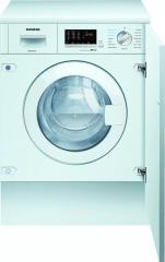 Siemens WK14D542GB Built-in 7kg washer dryer