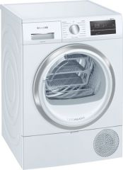 Siemens WT47RT90GB 9kg heat pump tumble dryer