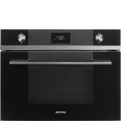 Smeg SF4101MN1 Built-in Linea combination microwave oven