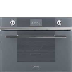 Smeg SF4102VCS Built-in Linea combination steam oven