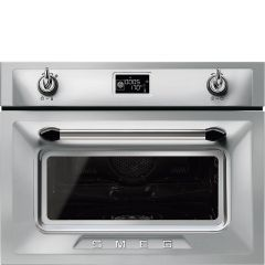 Smeg SF4920VCX1 Built-in Victoria steam oven