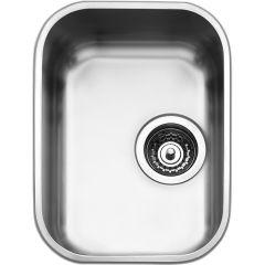 Smeg UM30 Single bowl undermount sink