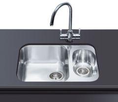 Smeg UM3416-1 1.5 bowl undermount sink