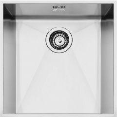 Smeg VSTQ40-2 Single bowl undermount sink