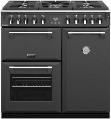 Stoves 444410252 RICHMOND S900DF Ant 90cm dual fuel range cooker