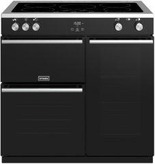 Stoves PRECISION DX S900Ei BK 90cm induction range cooker