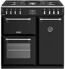 Stoves 444410797 RICHMOND S900G BK 90cm gas range cooker