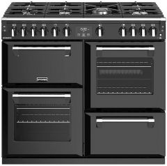 Stoves 444410800 RICHMOND S1000G BK 100cm gas range cooker