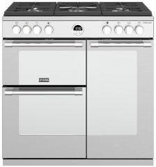 Stoves 444410807 STERLING S900G SS 90cm gas range cooker