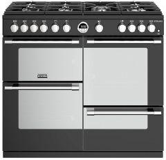 Stoves 444410808 STERLING S1000G Bk 100cm gas range cooker