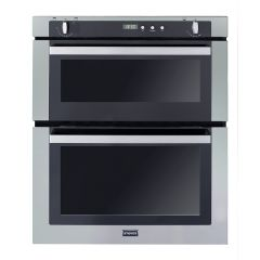 Stoves SGB700PS Sta Built under gas double oven