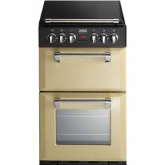 Stoves RICHMOND550DFW Cha 55cm `mini range` dual fuel cooker