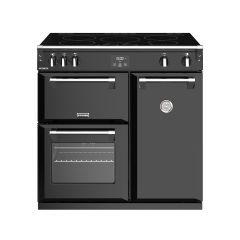 Stoves RICHMOND S900Ei BK 90cm induction range cooker