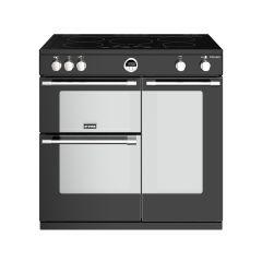 Stoves STERLING S900Ei BK 90cm induction range cooker